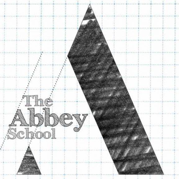 The abbey brand identity header