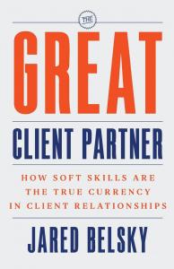Book great client partner