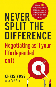 Book never split difference