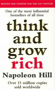 Book think grow rich